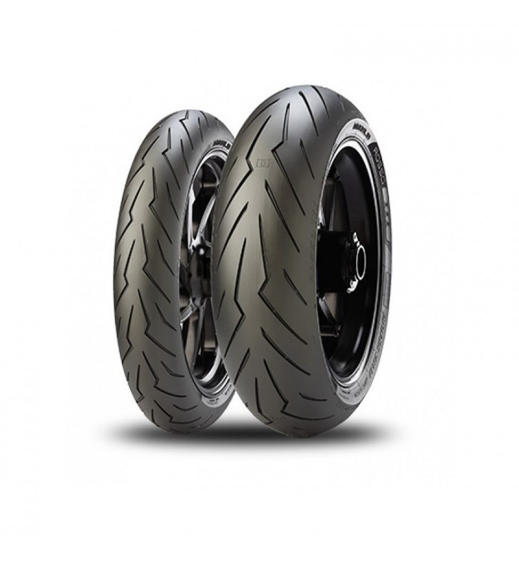 Neumáticos MICHELIN POWER CUP EVO 120/70/17-180/55/17