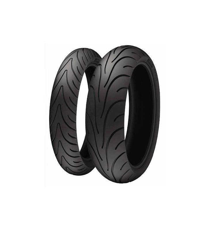 Neumáticos MICHELIN POWER SLICK EVO 120/70/17-200/55/17