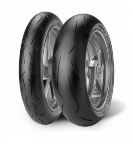 Neumáticos MICHELIN PILOT ROAD 4  120/70/17-190/50/17