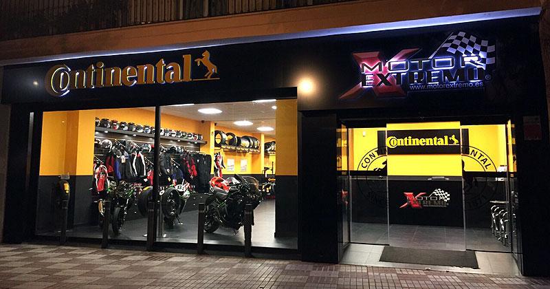 Tienda-Taller Motor Extremo en Fuengirola