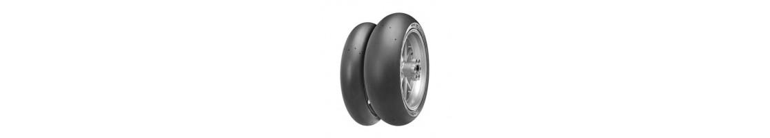 Neumáticos de moto Continental Competición y Circuito