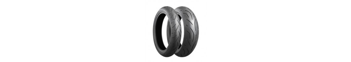Neumaticos de moto Bridgestone  Sport