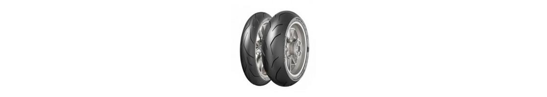 Neumaticos de moto Dunlop Sport