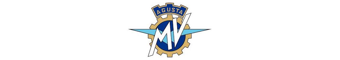 Carenados de fibra para motos MV Agusta