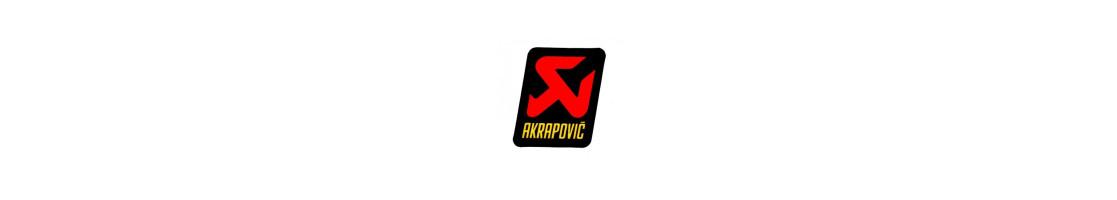 Escapes Akrapovic